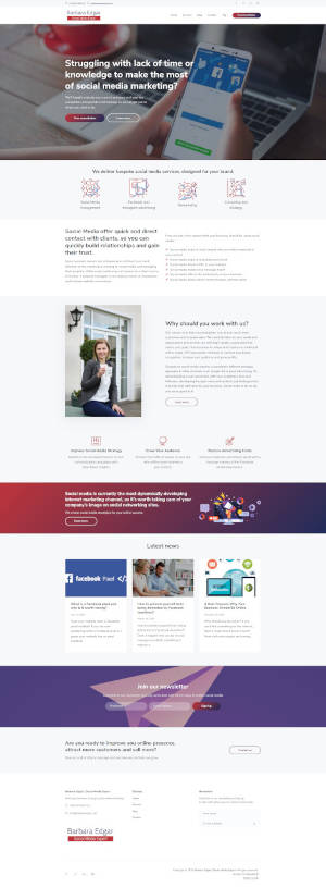 Portfolio - web development 11