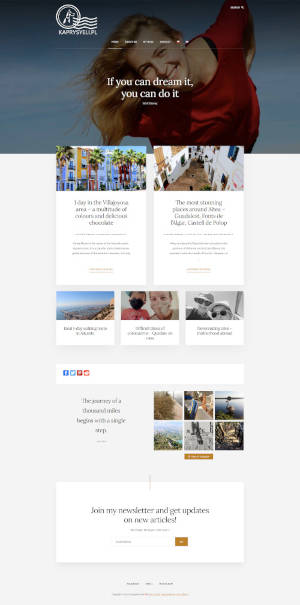 Portfolio - web development 6