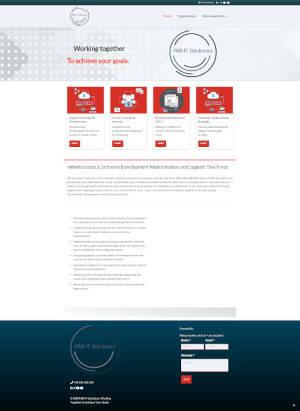 Portfolio - web development 7