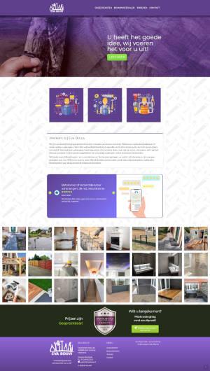Portfolio - web development 8
